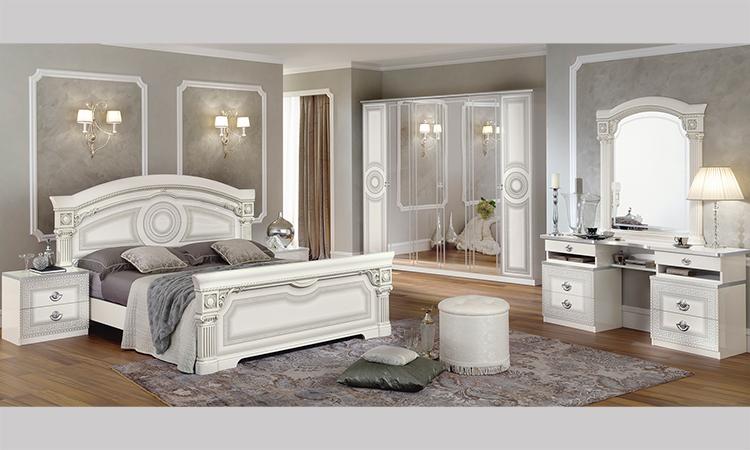 Frisiertisch schminktisch schlafzimmer kommode hochglanz - Hochglanz schlafzimmer italien ...