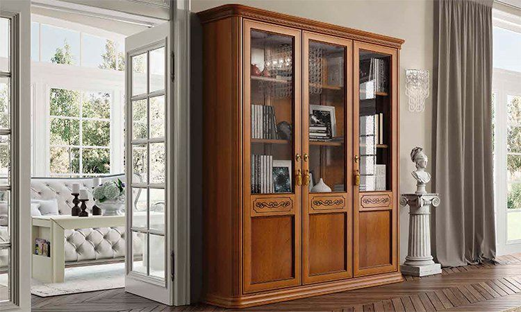 luxus schreibtisch office b ro torriani nussbaum furnier aus italien klassik ebay. Black Bedroom Furniture Sets. Home Design Ideas