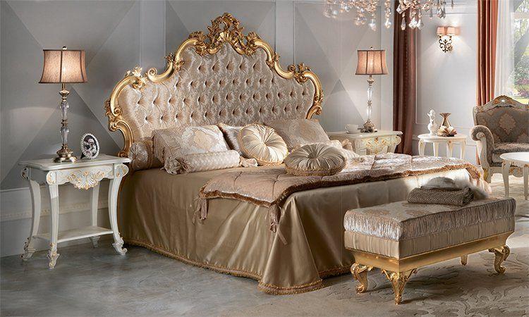 Doppelbett Diamante Blattgold 2102 Online Kaufen Spels Möbel