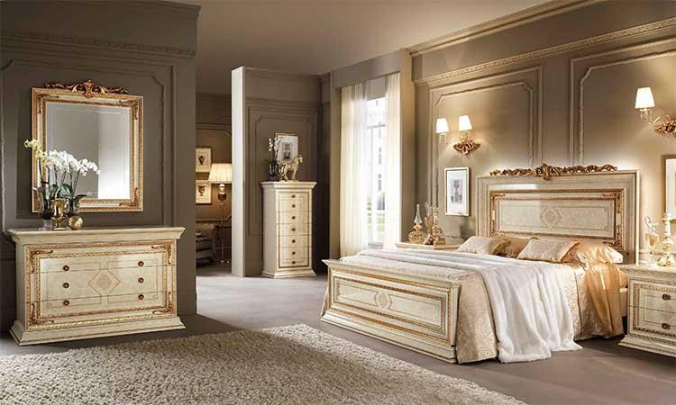 Schlafzimmer leonardo beige arredoclassic online kaufen spels m bel - Mobel block schlafzimmer ...
