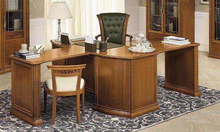 b rom bel schrank schreibtisch sessel kirschbaum siena klassisch italien ebay. Black Bedroom Furniture Sets. Home Design Ideas