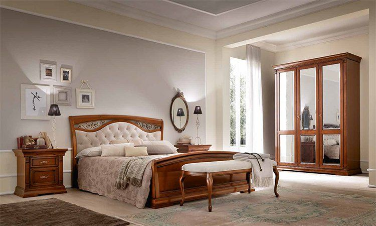 schlafzimmer ducale kirschbaum. Black Bedroom Furniture Sets. Home Design Ideas