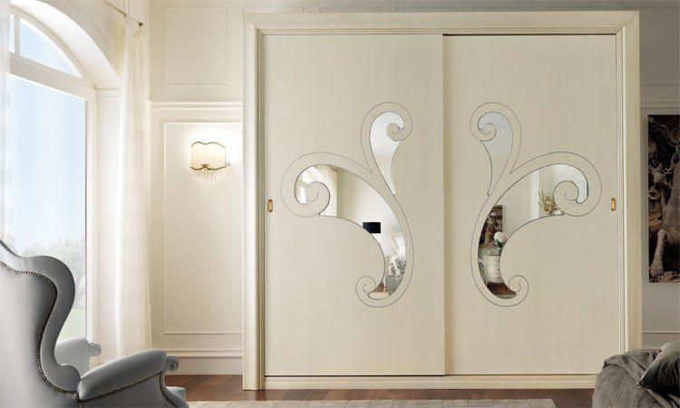 Schlafzimmer Weiß Gold: Bett olivera 160x200 cm in weiß gold für ...