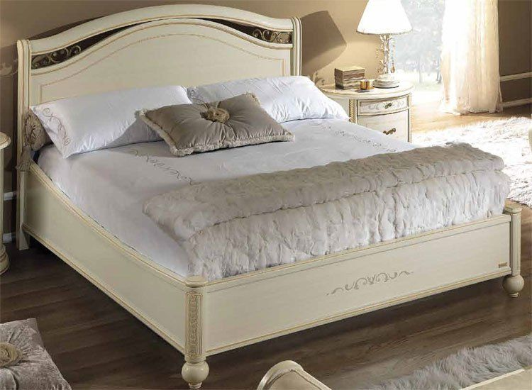 klassisches doppelbett lindenholz schmiedeeisen deko italienische stilm bel ebay. Black Bedroom Furniture Sets. Home Design Ideas