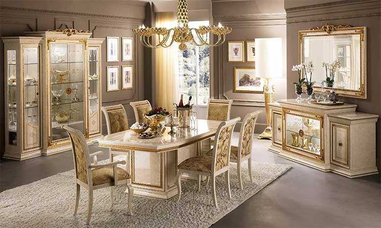 Wohnzimmer Leonardo Arredo Classic Komp.2