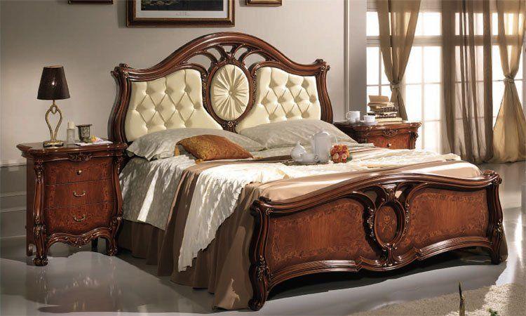Schlafzimmer Sovrana Komp.1 Schlafzimmer Nussbaum