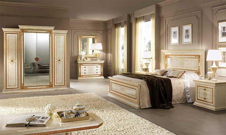 Schlafzimmer Leonardo Arredo Classic