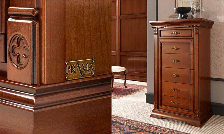 luxus bett fregi 160 cm kirschbaum furnier holz stilvoll n. Black Bedroom Furniture Sets. Home Design Ideas