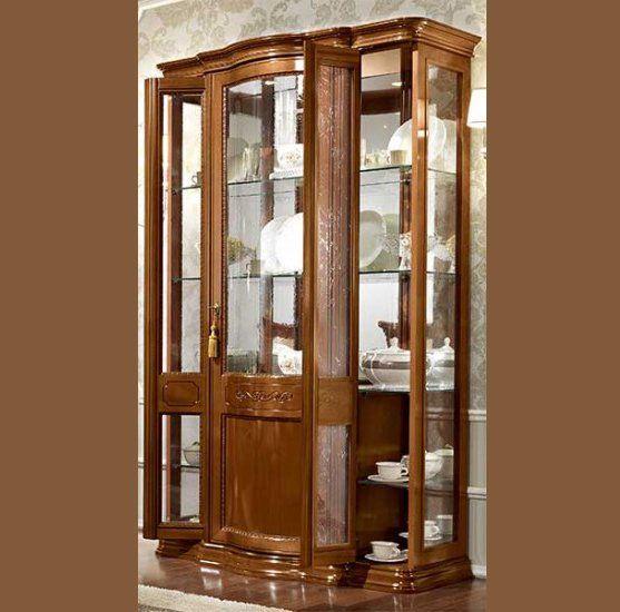 Luxus wohnzimmer set torriani day nussbaum klassische stilm bel aus italien top ebay - Stilmobel italien ...