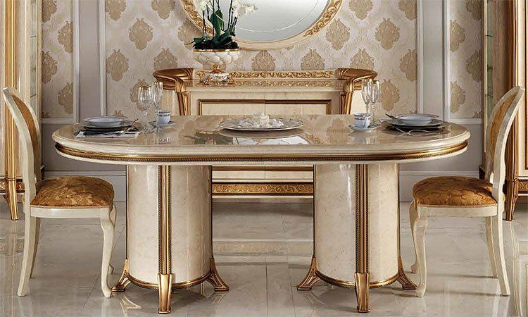 vitrine glasvitrine vitrinenschrank beige gold klassische italienische m bel ebay. Black Bedroom Furniture Sets. Home Design Ideas