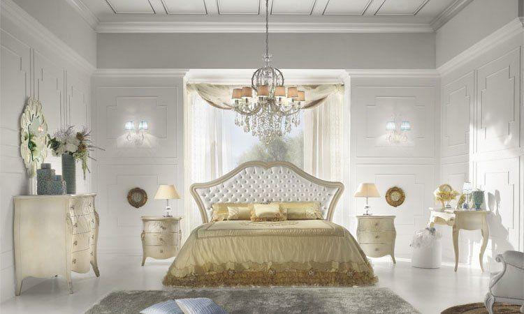 Schlafzimmer Diva Elfenbein - Schlafzimmer swarovski