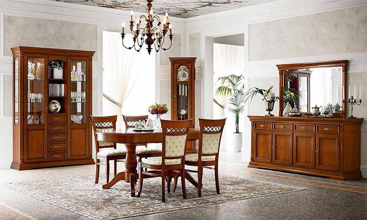wohnzimmer ducale kirschbaum komp 1. Black Bedroom Furniture Sets. Home Design Ideas