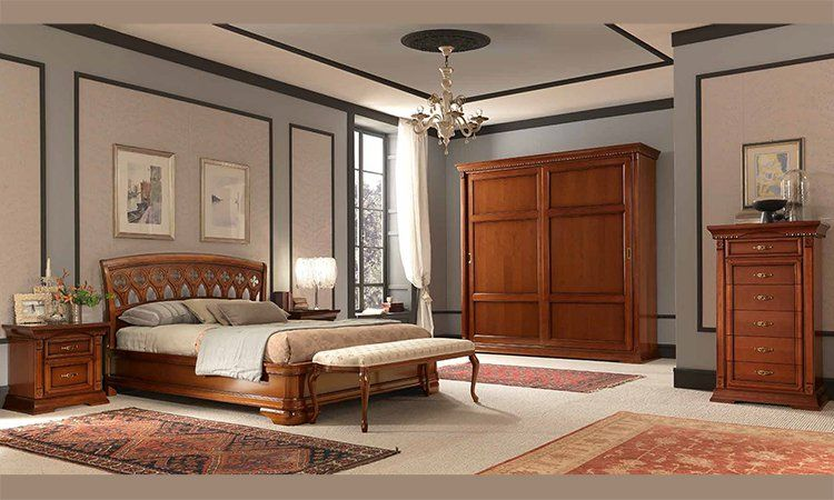 Schlafzimmer Ducale Kirschbaum