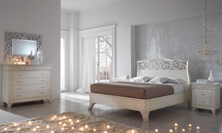 schlafzimmer margot stilema elfenbein. Black Bedroom Furniture Sets. Home Design Ideas