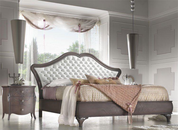 schlafzimmer diva antik-braun - Wohnzimmer Modern Antik
