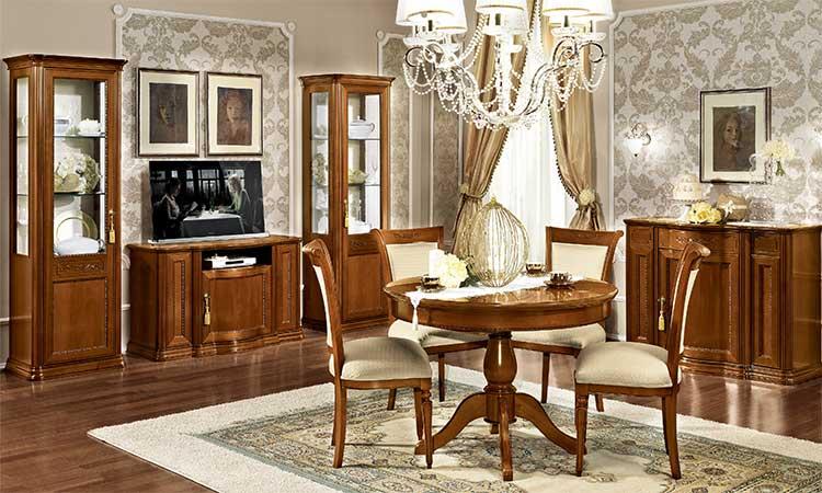 luxus wohnzimmer set torriani day nussbaum klassische stilm bel aus italien top ebay. Black Bedroom Furniture Sets. Home Design Ideas