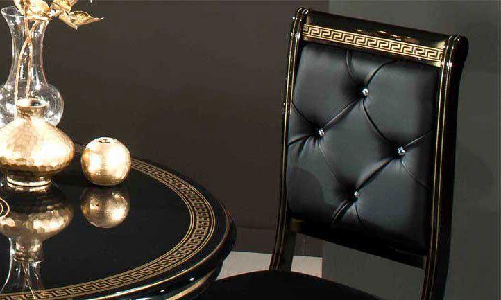 rossella schwarz-gold komp.2 - Wohnzimmer Schwarz Gold