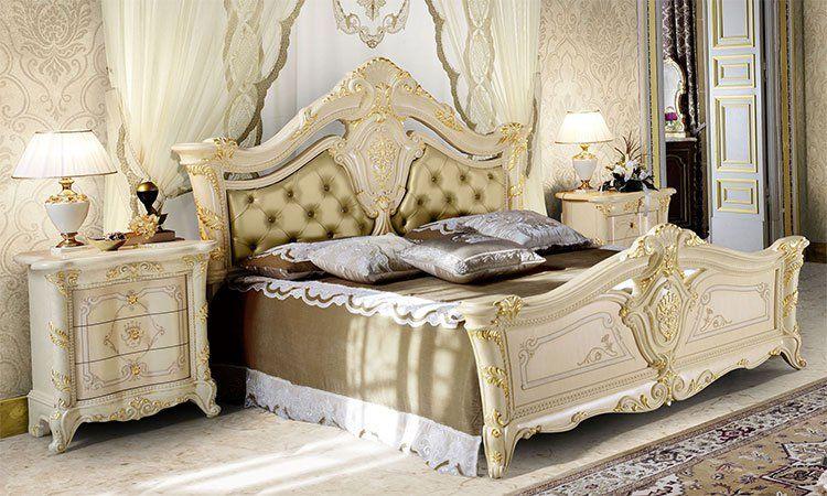 Exklusives Schlafzimmer Madame Royale