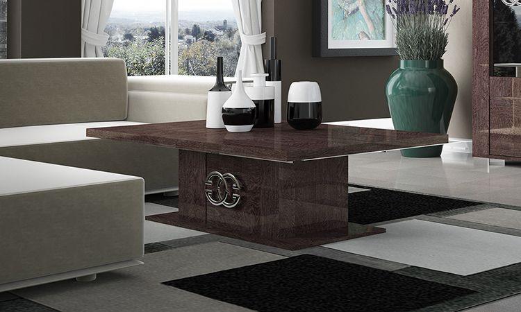 vitrine wohnzimmer esszimmer glas schrank hochglanz moderne italienische m bel ebay. Black Bedroom Furniture Sets. Home Design Ideas