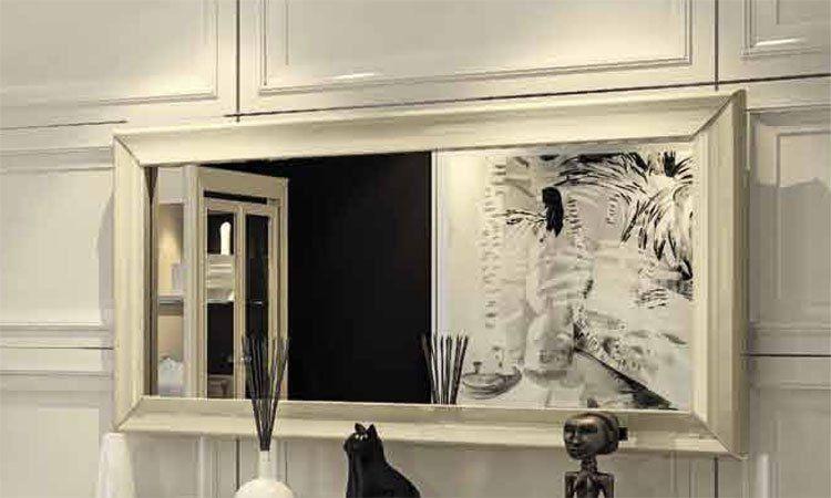 Wohnzimmer la star day komp 2 for Spiegel 160x80
