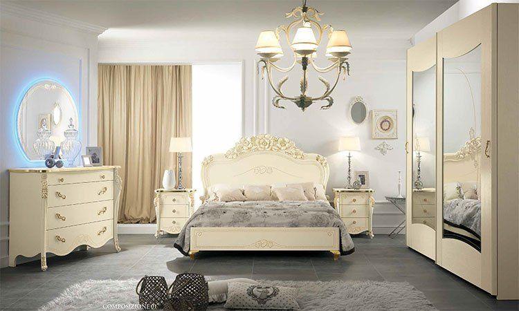 Schlafzimmer Viola Luxor