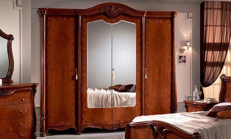 Schlafzimmer Sovrana Komp.1