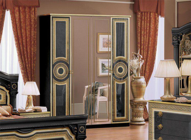 wohnzimmer schwarz gold ~ kreative deko-ideen und innenarchitektur, Modernes haus