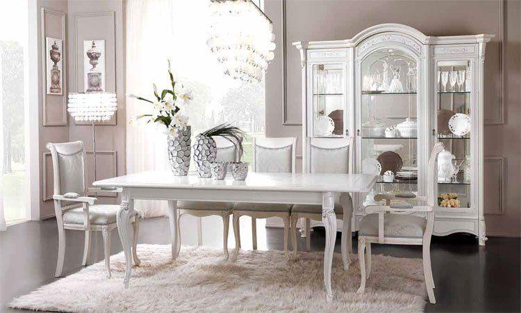 Wohnzimmer Esszimmer Casa Prestige Beige Holzfurnier Komp.3