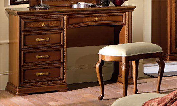 bett botticelli torriani furnier stilm bel aus italien top farbe nussbaum. Black Bedroom Furniture Sets. Home Design Ideas