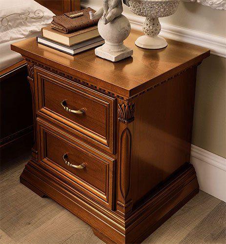 schlafzimmer treviso kirschholz. Black Bedroom Furniture Sets. Home Design Ideas