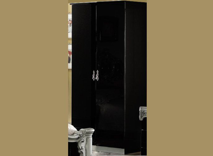 Designermöbel Italien kleiderschrank barocco schwarz klassik stilmöbel designermöbel italien ebay
