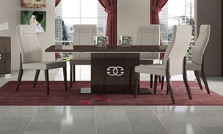 wohnzimmer esszimmer prestige. Black Bedroom Furniture Sets. Home Design Ideas