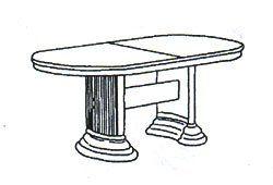wohnzimmer florence noce komp 3. Black Bedroom Furniture Sets. Home Design Ideas