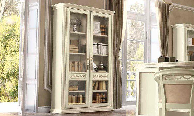 Luxus wohnzimmer torriani farbe avorio furnier stilm bel aus italien klassisch ebay - Stilmobel italien ...