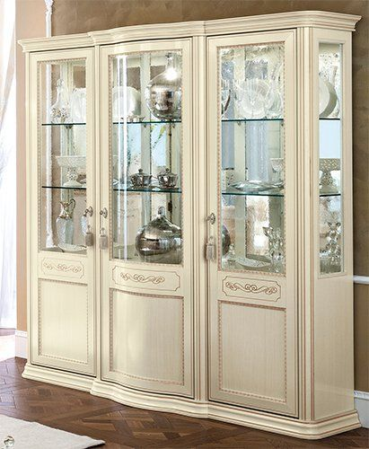 exklusive anrichte sideboard torriani avorio furnier italienische stilm bel ebay. Black Bedroom Furniture Sets. Home Design Ideas