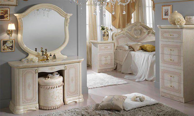 Schlafzimmer Amalfi komp.1