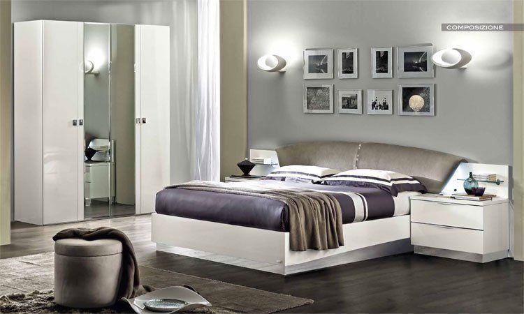 schlafzimmer onda wei. Black Bedroom Furniture Sets. Home Design Ideas