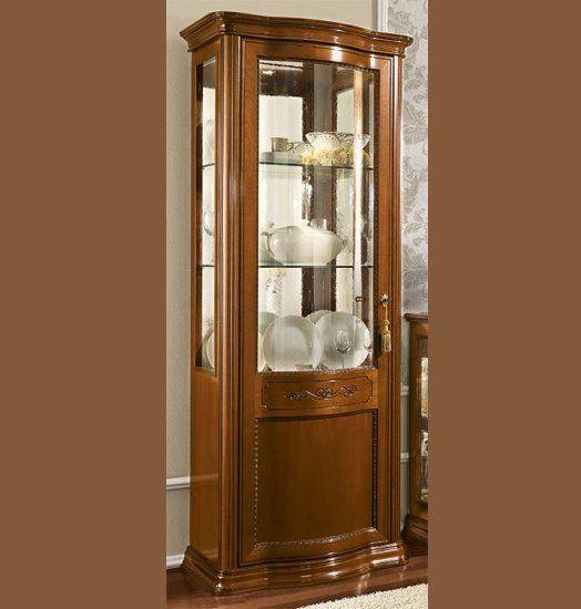 Klassisches wohnzimmer torriani farbe nussbaum furnier stilm bel aus italien ebay - Stilmobel italien ...