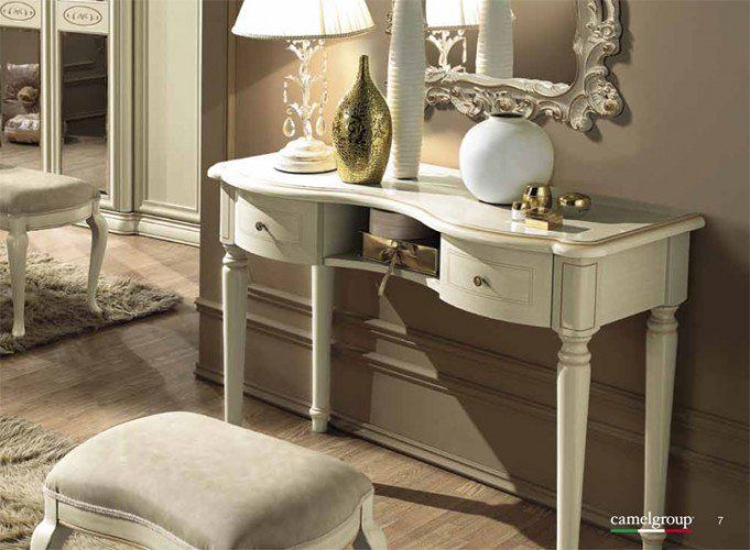 Kommode schlafzimmer highboard abgerundet lindenholz for Klassische mobel ebay