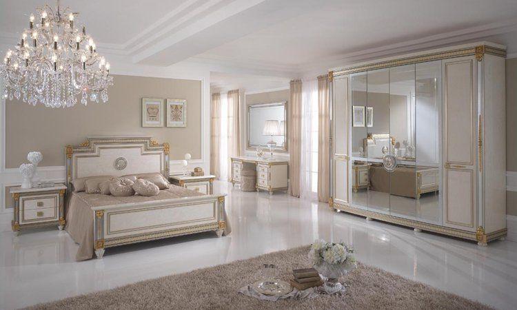 Luxus schlafzimmer weiß  De.pumpink.com | Stein Wände