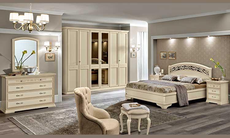 Spels m bel exklusive m bel aus italien klassische - Italienische schlafzimmer katalog ...
