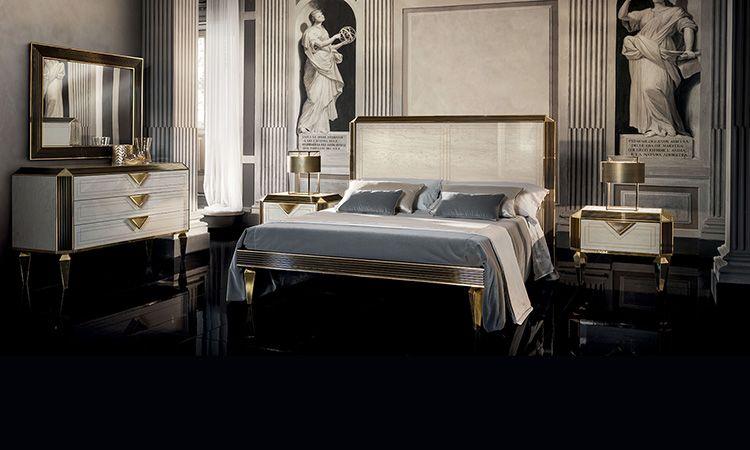 Spels m bel exklusive m bel aus italien klassische - Hochglanz schlafzimmer italien ...