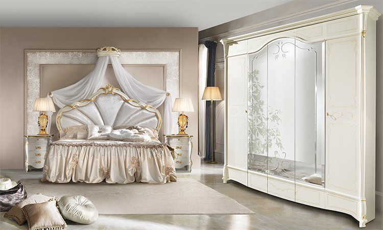 Schlafzimmer Casa Rossini