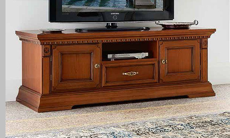 wohnzimmer ducale kirschbaum komp1 tv unter schrank. Black Bedroom Furniture Sets. Home Design Ideas