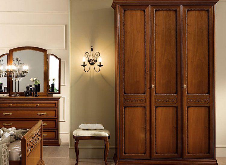 hochkommode aus schlafzimmer torriani farbe nussbaum furnier stilm bel italy ebay. Black Bedroom Furniture Sets. Home Design Ideas