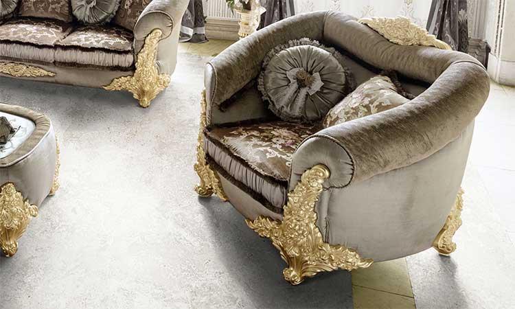 exklusive wohnzimmer polsterm bel amina. Black Bedroom Furniture Sets. Home Design Ideas