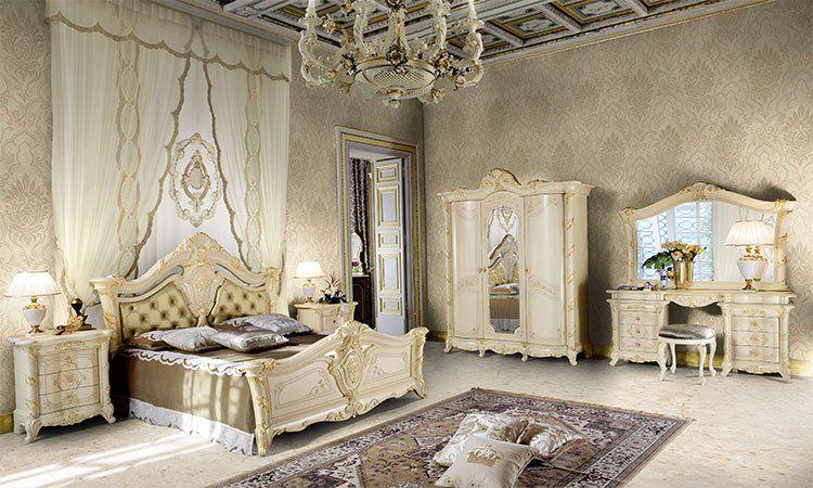 Exklusive schlafzimmer madame royale - Exklusive schlafzimmer ...
