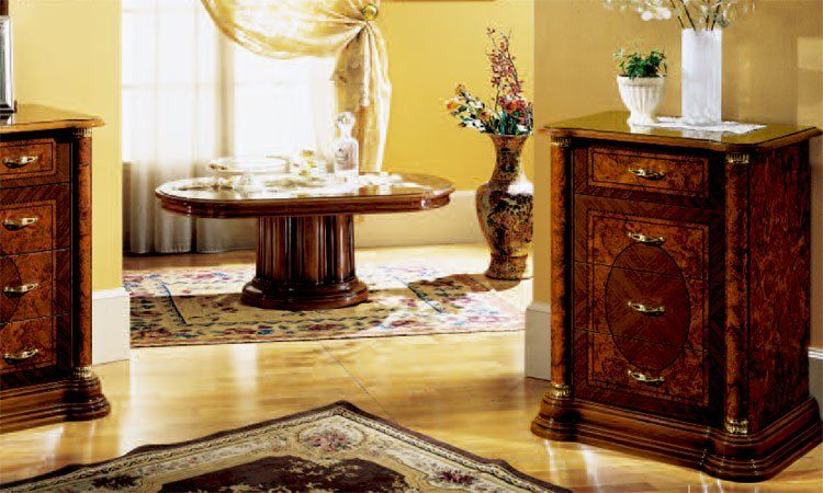 anrichte wohnzimmer esszimmer sideboard buffet hochglanz italienische stilm bel ebay. Black Bedroom Furniture Sets. Home Design Ideas