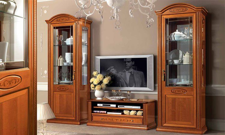 wohnzimmer siena komposition 6. Black Bedroom Furniture Sets. Home Design Ideas