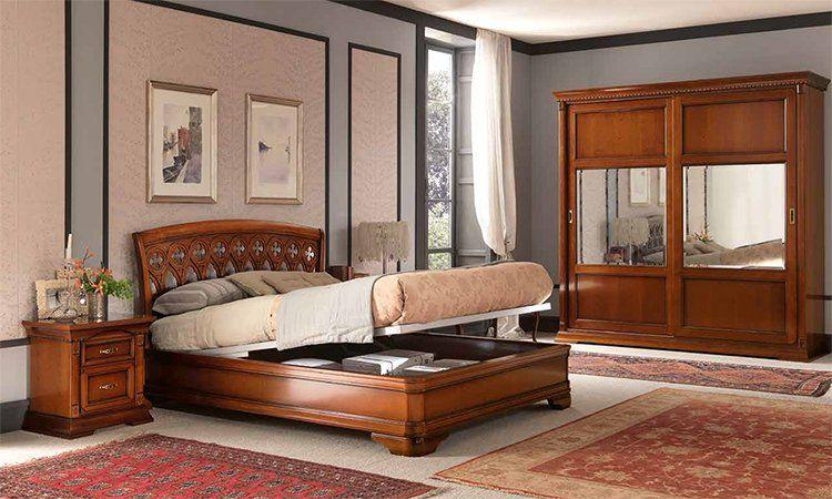 Schlafzimmer Ducale Kirschbaum Holzfurnier online kaufen - SPELS MÖBEL